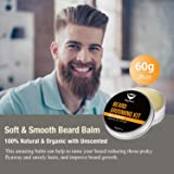 Maybeau Beard Kit for Men, Beard Grooming