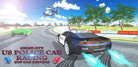 Amazon com: Police Drift Car Racing Game: Cop Car Driving