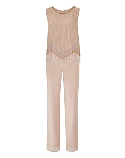 a27ac2bdb7f Simply Be Womens Joanna Hope Beaded Jumpsuit  Amazon.co.uk  Clothing