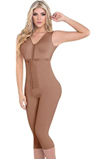Victoria Fajas Colombianas, Full Body Shaper for Women, Post Surgery Girdle 2312