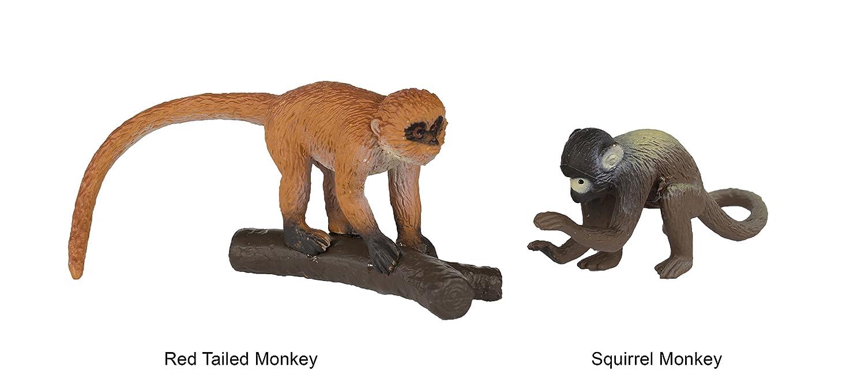 Safari Ltd Monkey and Apes TOOB Toys & Games Preschool prb.org.af