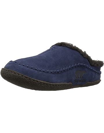 reloj 84c40 5bf95 Amazon.es: Zapatillas de estar por casa: Zapatos y complementos