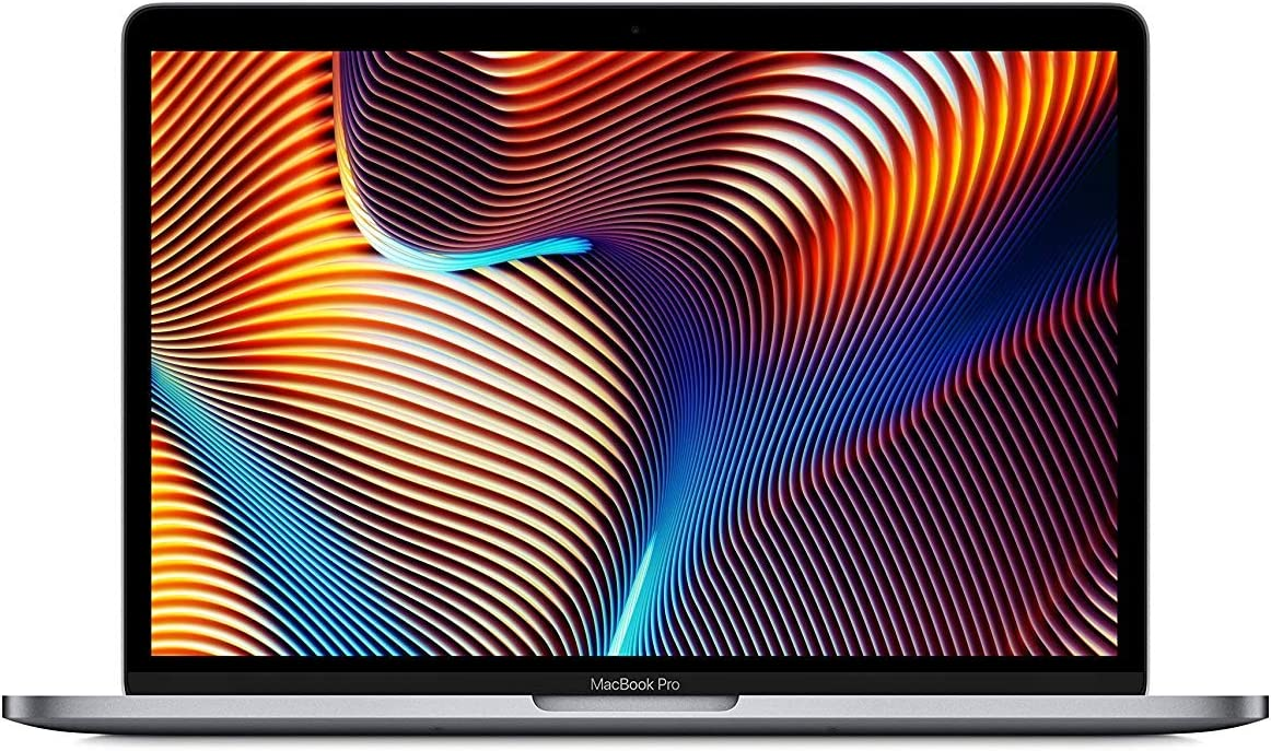 Apple 13 inch MacBook Pro, Intel Core i5 Quad-Core, 8GB RAM, 256GB SSD MR9U2LL/A, 2018 Series, Silver (Renewed)