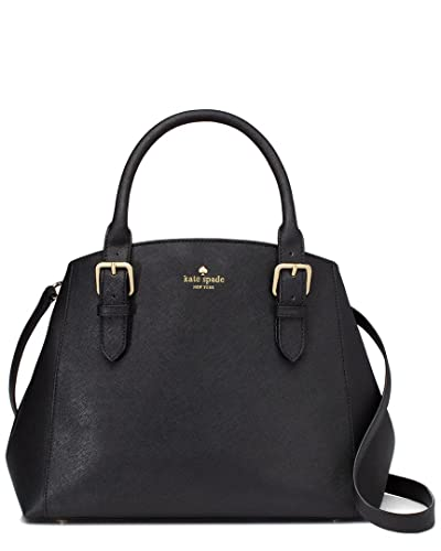 Amazon.com  Kate Spade New York Charlotte Street Small Sloan in Black  WKRU2130  Shoes e5de8a41d9b9c