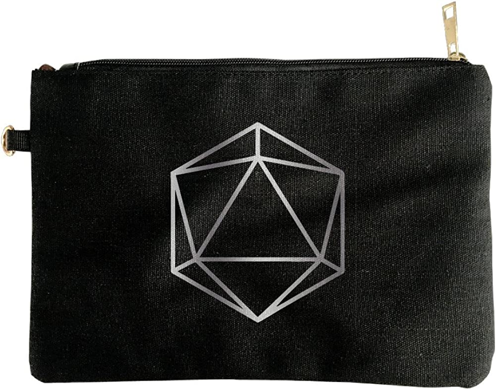 Odesza In Return Logo Platinum StyleCanvas Pouch Bag Wristlet