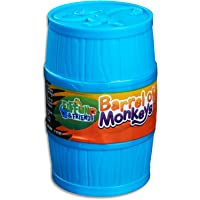 Barrel of Monkeys - Elefun and Friends - Balance and be Careful or You'll Lose Your Turn - Add More Sets to Increase the…