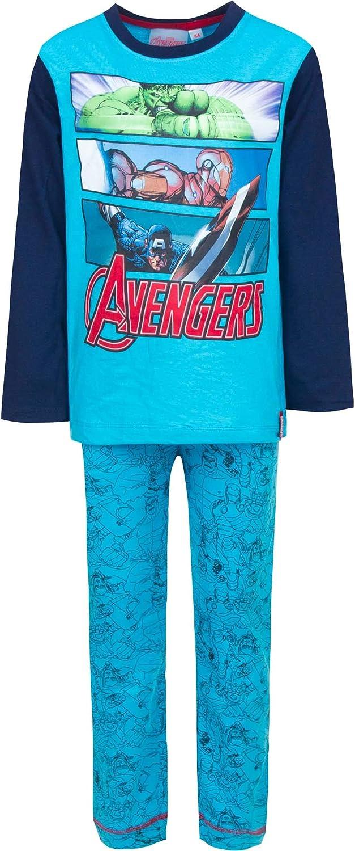 Hasbro Pigiama Lungo Avengers