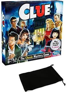 Amazon.com: Clue Game: Hasbro: Toys & Games