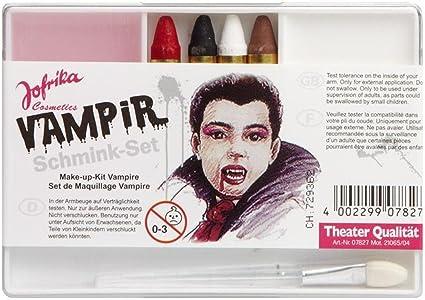 Schminkset Schminke Kinder Makeup Vampir Vampirschminke Graf