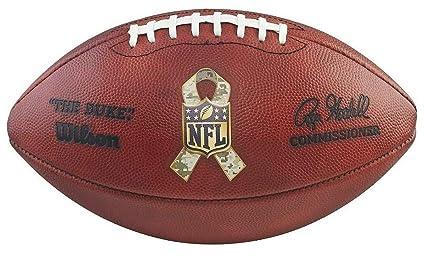 Amazon Com Sports Memorabilia Wilson Official Nfl Football The