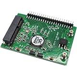 mSATA Mini PCI-E SSD → 2.5インチ IDE(5V) 44pin 変換 アダプター