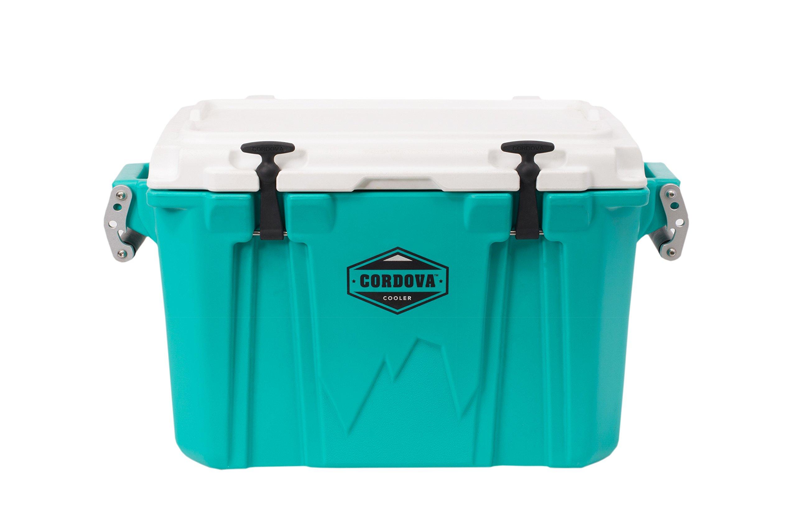 Cordova Coolers 50 Medium Cooler - Aqua by Cordova Coolers