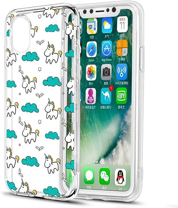Unicorn Back cover APPLE iPhone Xs