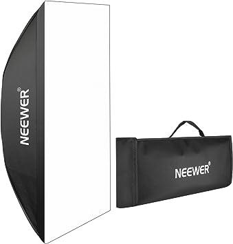 Neewer SB-BW6090 Portátil Rectangular Caja de Luz con Bowens Monte 60 x 90cm / 23.6