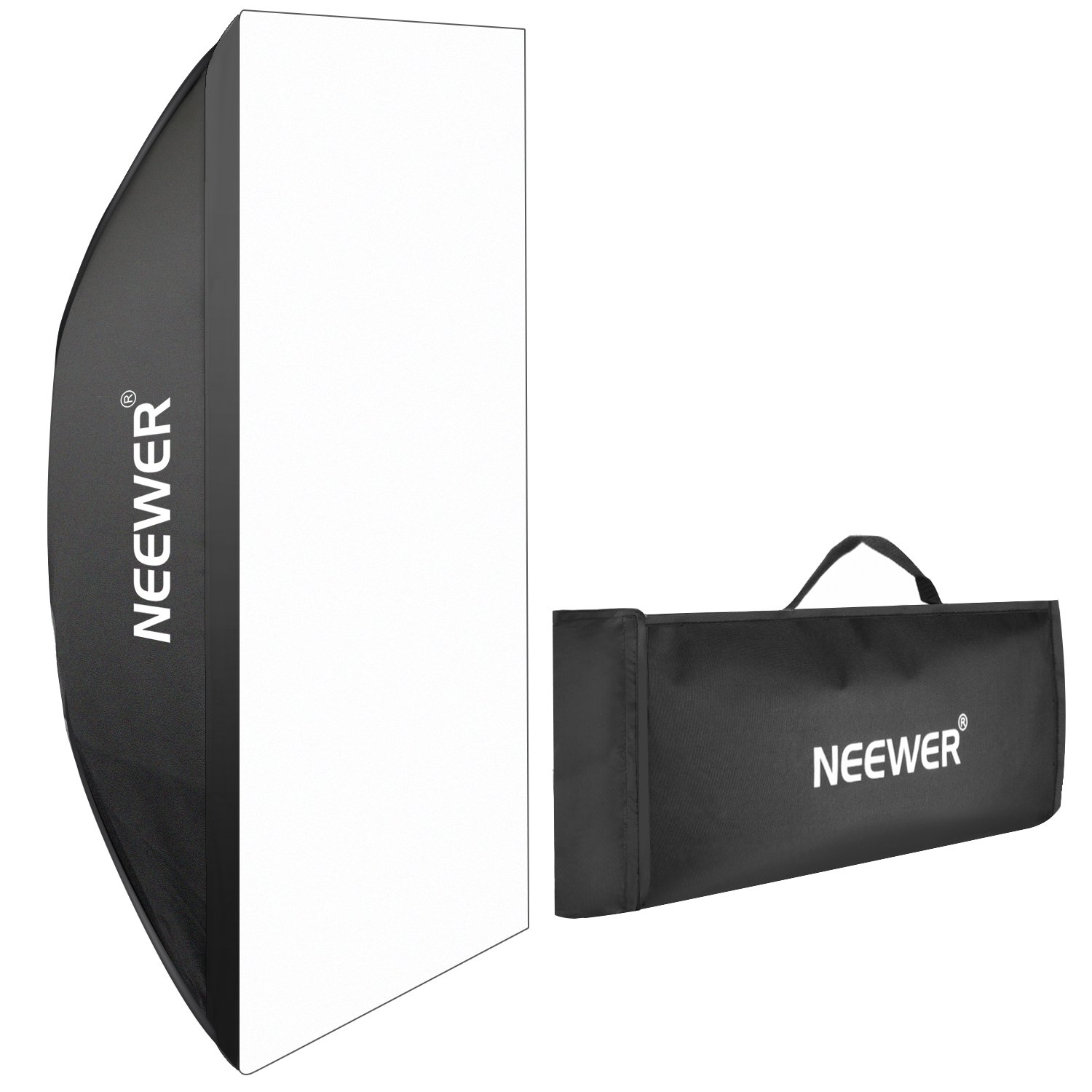 Neewer Portable Rectangular Softbox with Bowens Mount 60 X..