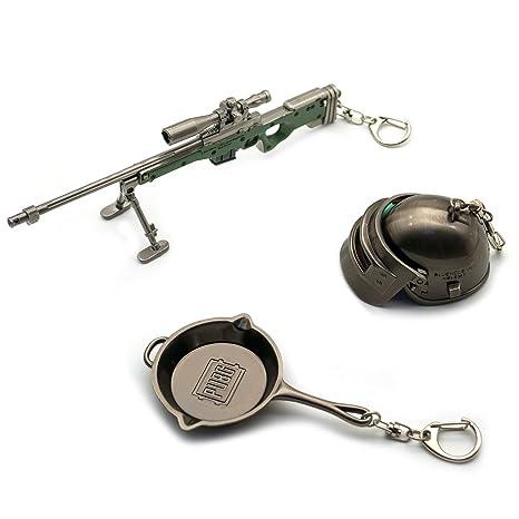 Miniature Metal Removable Cartridge Exquisite Pubg Keychain Accessories Keychain Charm Souvenir Gifts Awmpan