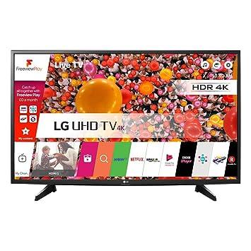 lg tv 49 inch 4k. lg 49uh610v 49 inch 4k ultra hd smart tv webos (2016 model) - black lg tv 4k