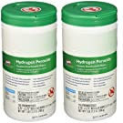 Clorox Healthcare Hydrogen Peroxide Cleaner Disinfectant Wipes (2 Packs of 155)