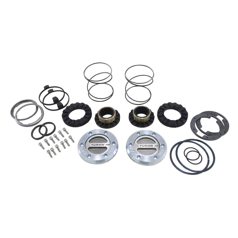 Yukon Gear & Axle (YHC70001) Locking Hub Kit for Dana 60 35 Spline by Yukon Gear