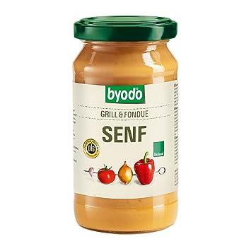Byodo Bio Grill & Fondue Senf 200 ml