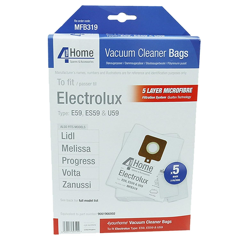 First4Spares aspiradora Hoover bolsas de microfibra para Volta de ...