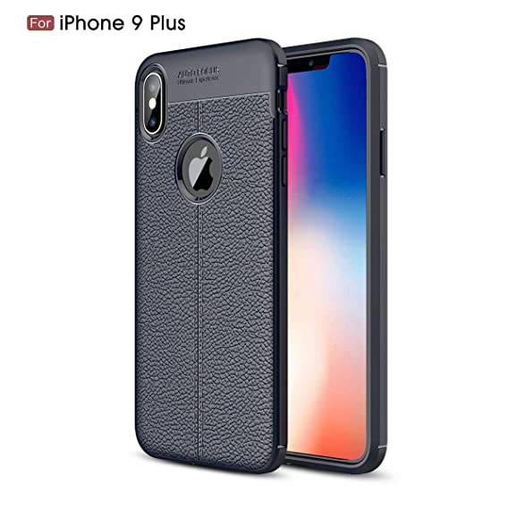 promo code 8924d e8cd4 Amazon.com: iPhone 9 Plus Case, Lifeepro [Anti Slip] [Shock ...