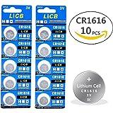 CR1616 3V Lithium Battery(10-pack)
