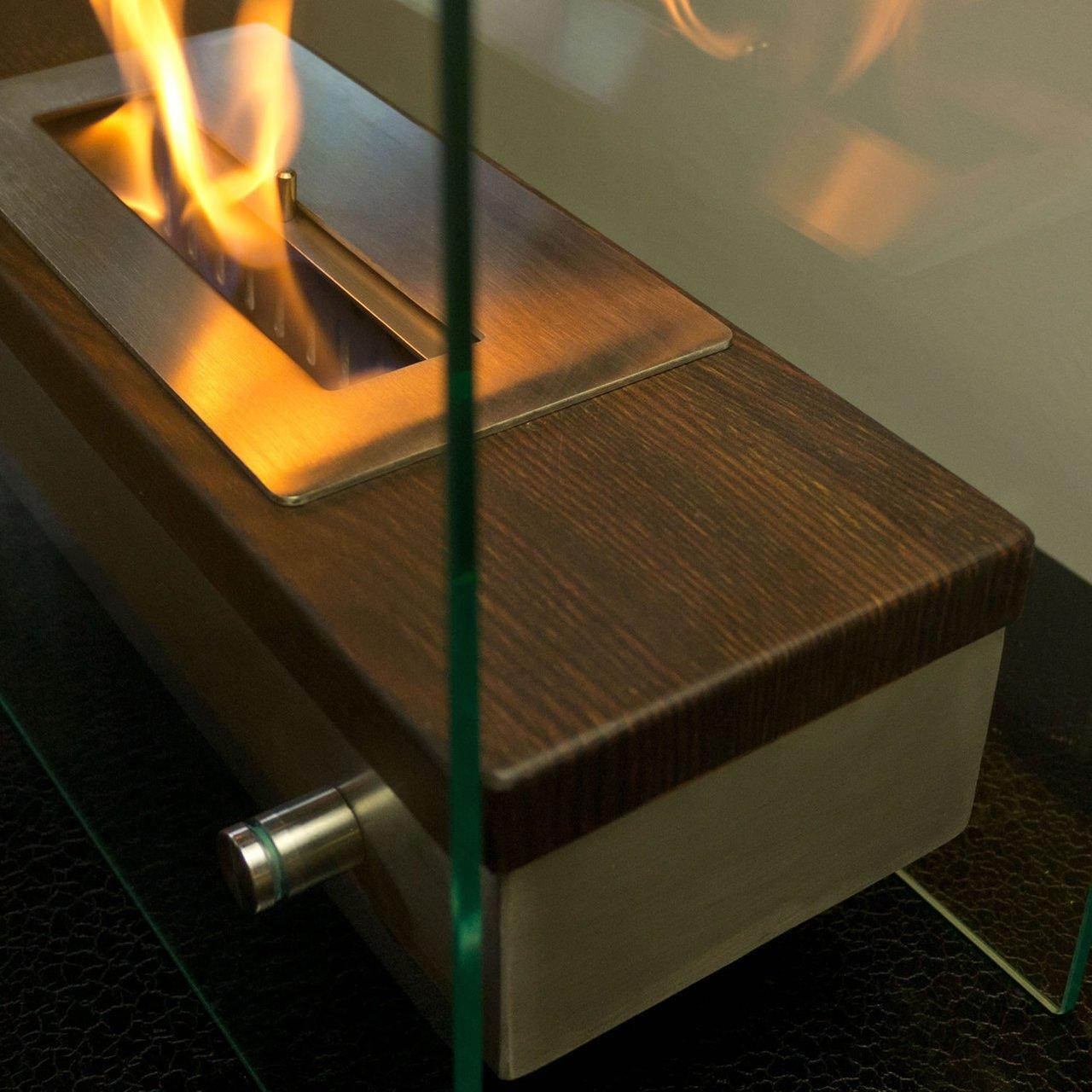 amazoncom nuflame ardore foreste tabletop fireplace nuflame home u0026 kitchen