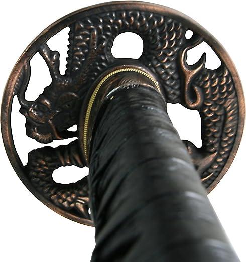 TENRYU MAZ-018 Hand Forged Samurai Sword 41-Inch Overall