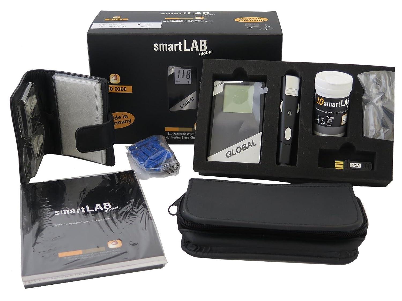 smartLAB global Blutzuckermessgerät