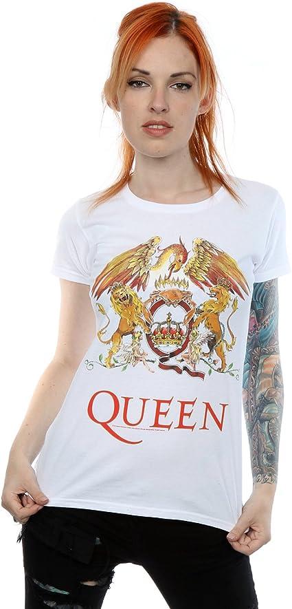 tee shirt femme queen