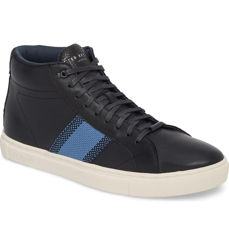 [テッドベーカー] メンズ スニーカー Ted Baker London Cruuw High Top Sneaker [並行輸入品] B07DTL5LBV