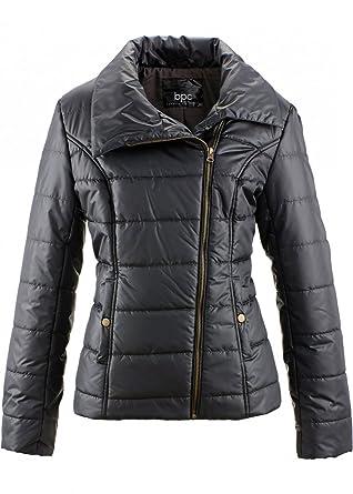 Jacke mit seitlichem Reißverschluss