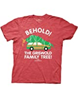 National Lampoon Christmas Vacation Behold The Tree T-shirt