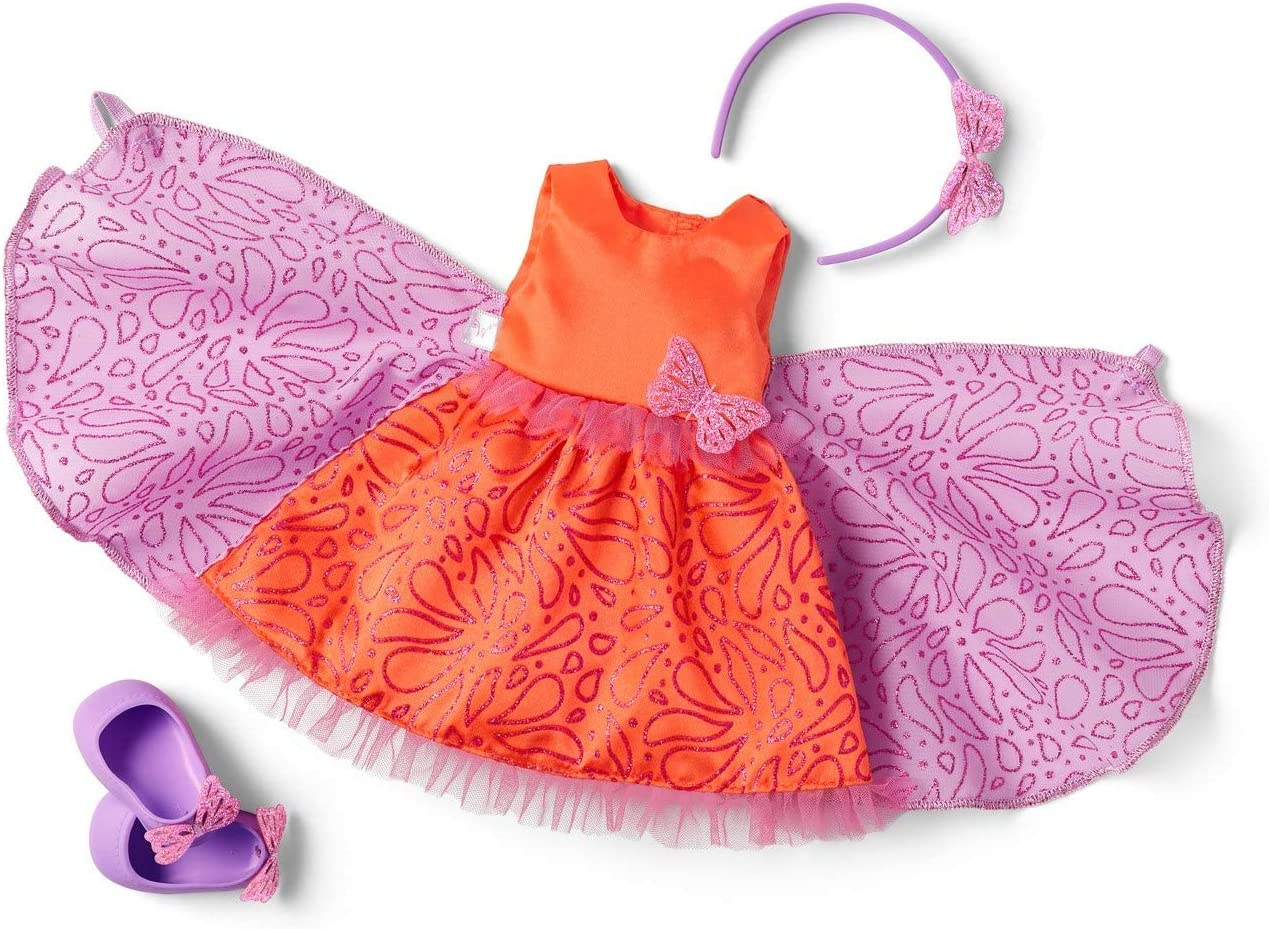 """American Girl WellieWishers Shimmering Butterfly Outfit for 14.5"""" Dolls"""