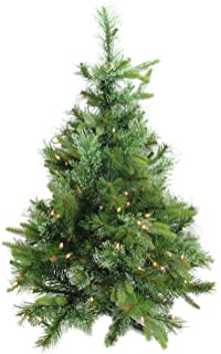 northlight 3 x 29 pre lit cashmere mixed pine full artificial christmas tree - Cashmere Christmas Tree