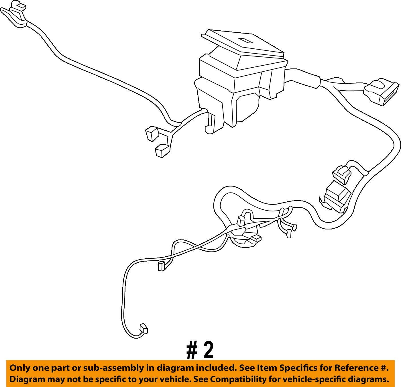 Ford Connector Wiring Diagram