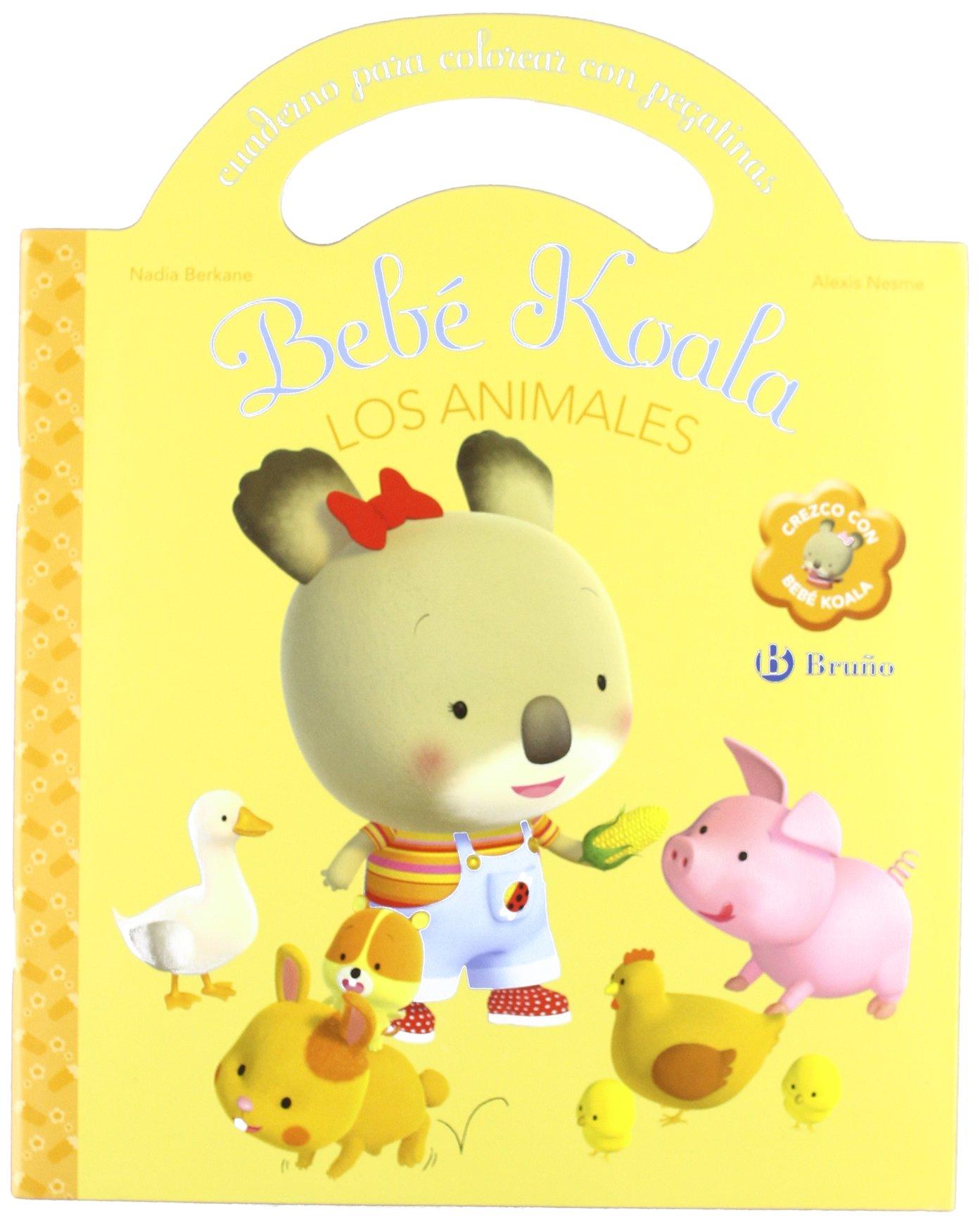 Download Los animales / The Animals (Bebe Koala / Baby Koala) (Spanish Edition) pdf epub