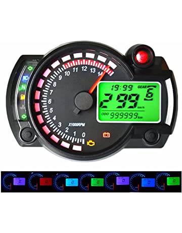 MPH 2018-2019 Toyota Tacoma Speedometer faceplate