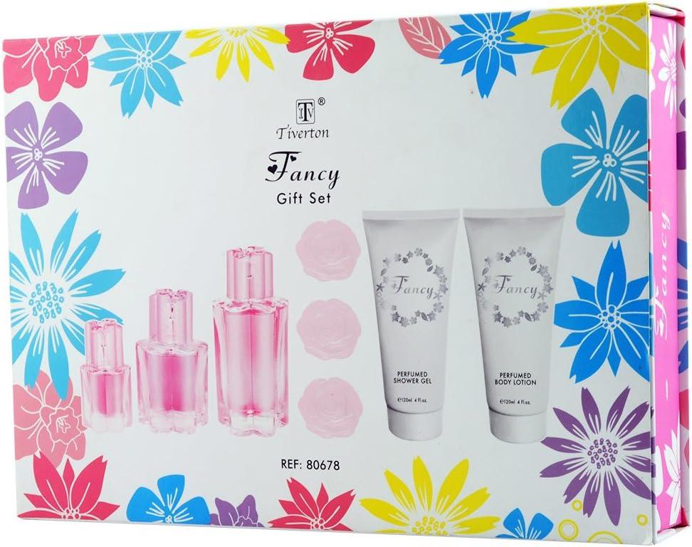 Tiverton Estuche agua de perfume Tiverton Fancy: Amazon.es: Belleza