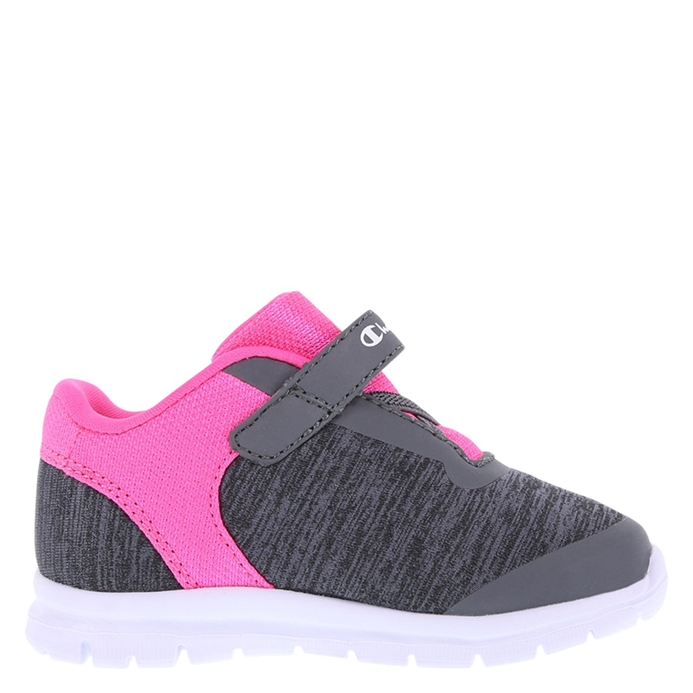 eabd5d9614a5f Amazon.com  Champion Grey Pink Girls  Infant Performance Gusto Cross  Trainer 2 Wide  Shoes