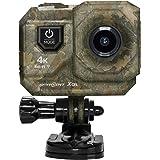 Spypoint Xcel 4K Action Camera-12MP Hd/4K-Camo