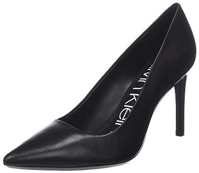 Chaussures Escarpins Calvin Klein Silk Roxy Femme Cow nU1YqOYx8