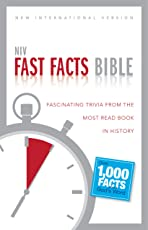 NIV, Fast Facts Bible, eBook: Fascinating Trivia from the Most Read Book in History