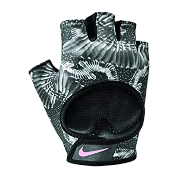 Nike Damen Womens Printed Gym Ultimate Fitness Gloves 947 Handschuhe