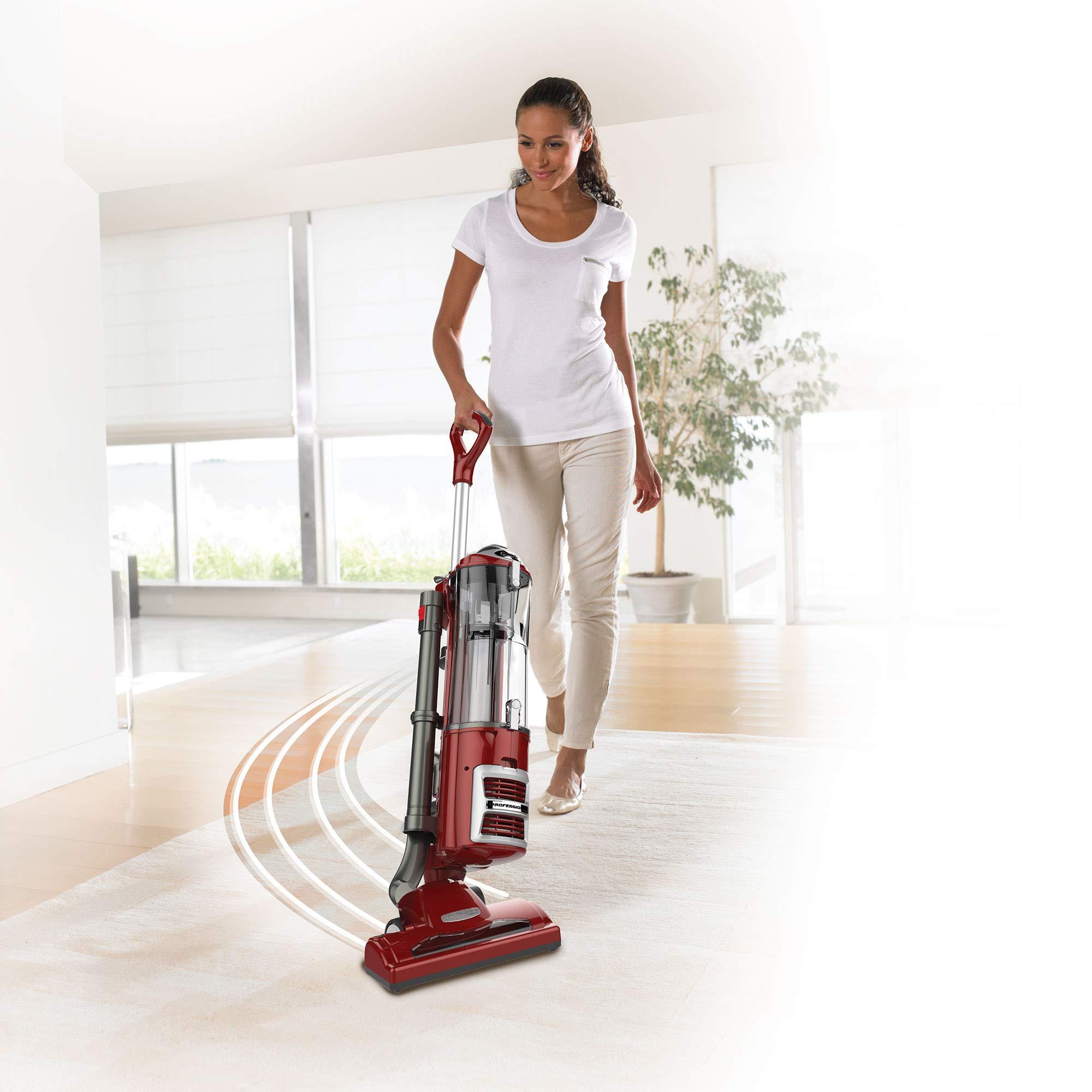 Shark NV60 Navigator Professional Upright Vacuum, Red by Shark (Image #2)