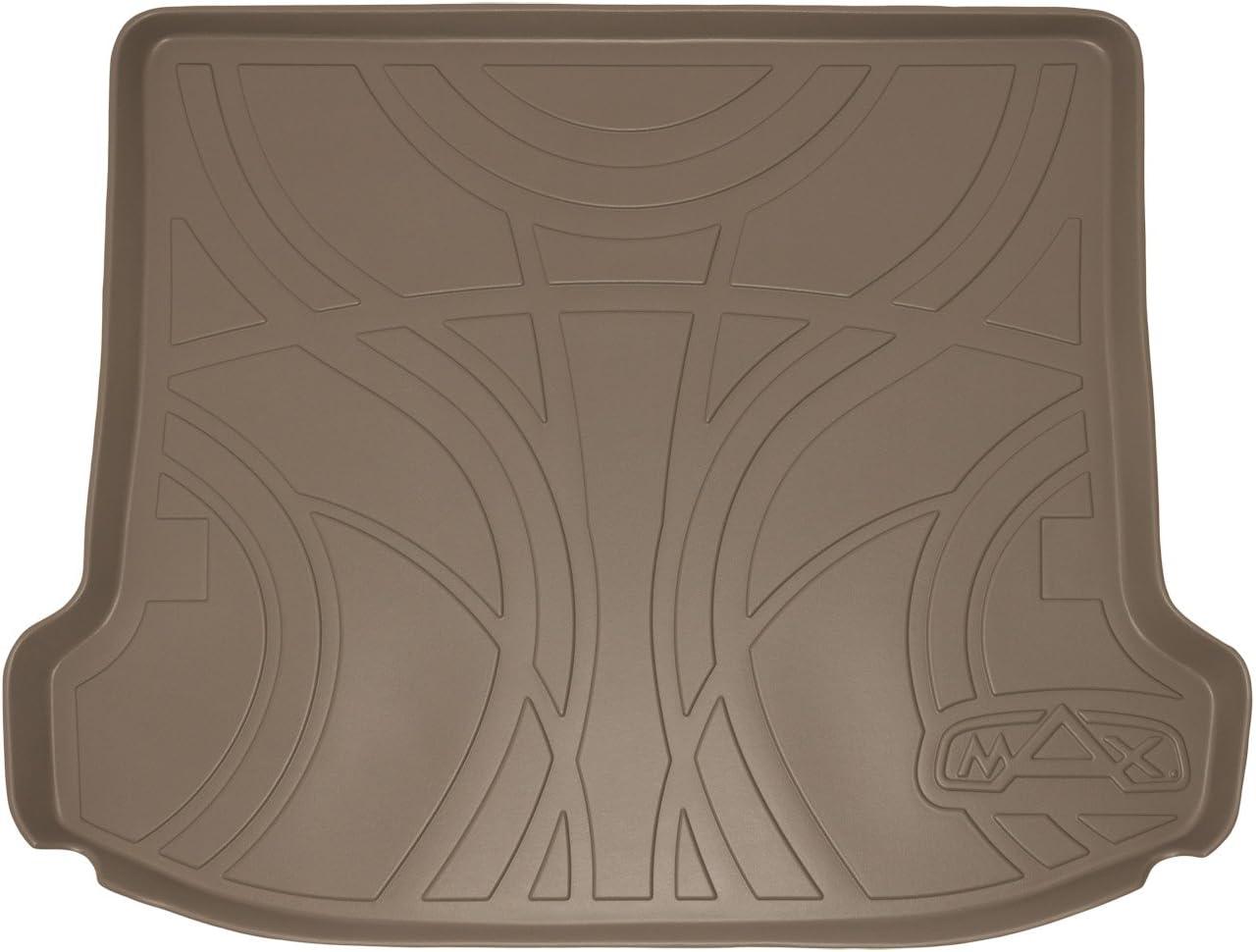 MAXLINER All Weather Cargo Liner Floor Mat Tan for 2010-2016 Cadillac SRX