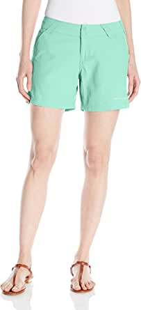 Columbia Women's Coral Point II Short, UV Sun Protection, Moisture Wicking Fabric