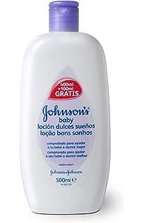 Johnsons Baby Dulces Sueños Loción - 500 ml - [paquete de ...