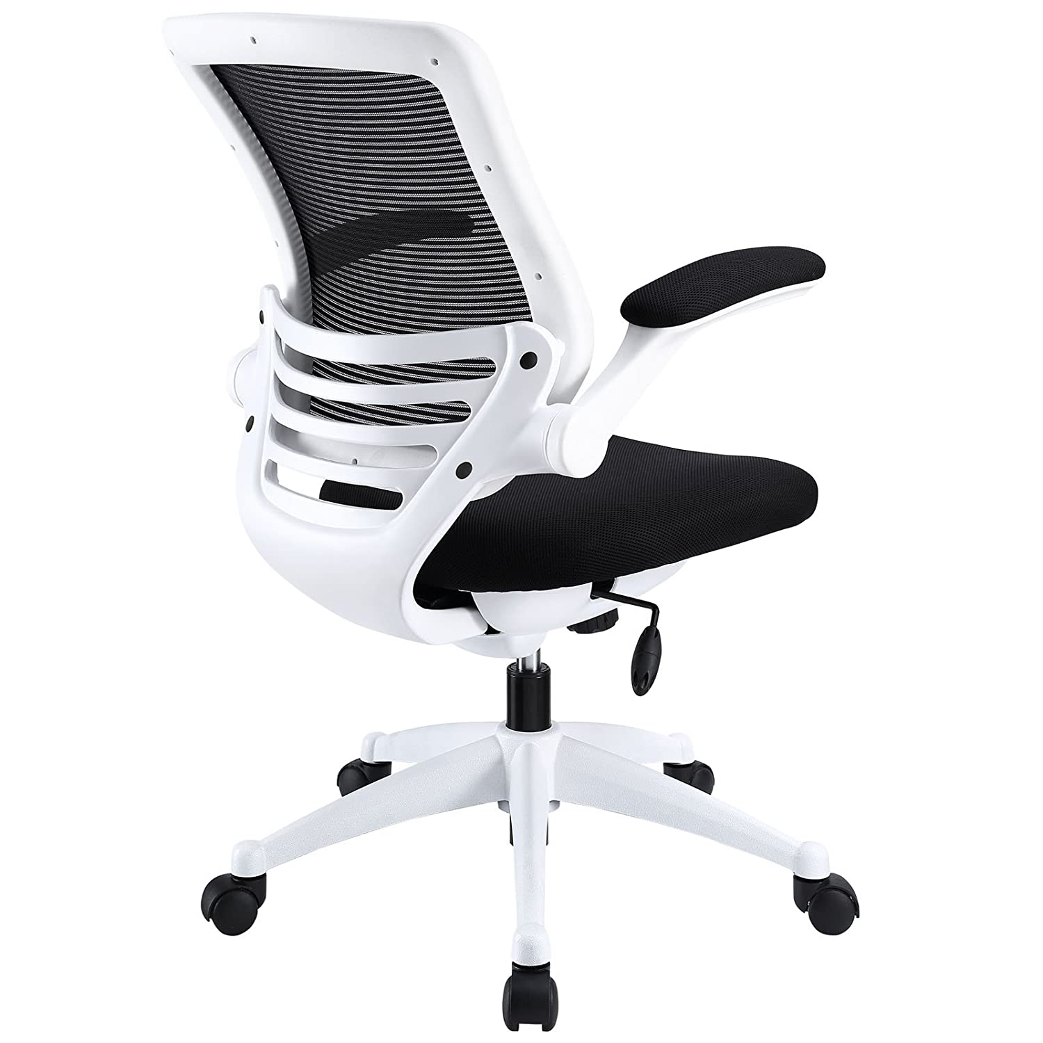 Amazon Modway Edge Mesh Back and Black Mesh Seat fice Chair